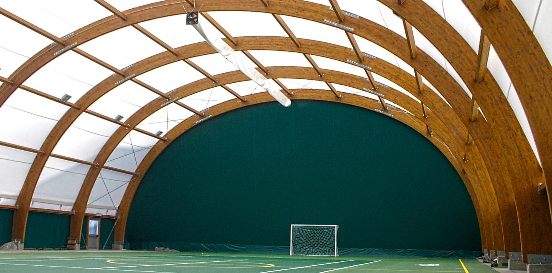 Wood Arch